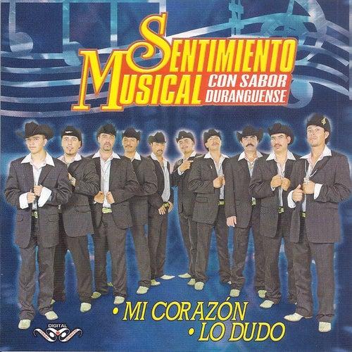 Mí Corazón van Sentimiento Musical