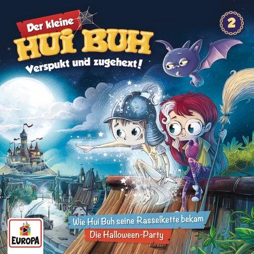 002/Hui Buh und seine Rasselkette/Halloween-Party von Der kleine Hui Buh