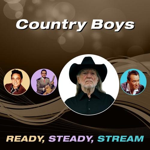 Country Boys (Ready, Steady, Stream) de Various Artists