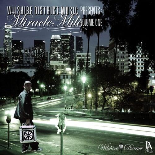 Wilshire District: Miracle Mile Vol. 1 de Various Artists