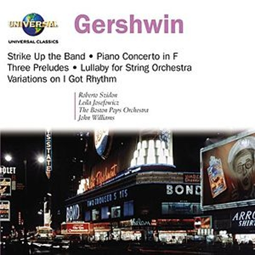 Gershwin: Piano Concerto in F/Etc by Various Artists