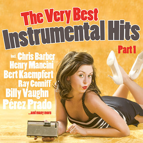 The Very Best Instrumental Hits Part 1 de Various Artists
