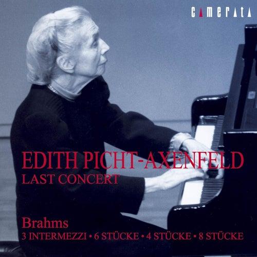 Last Concert de Edith Picht-Axenfeld