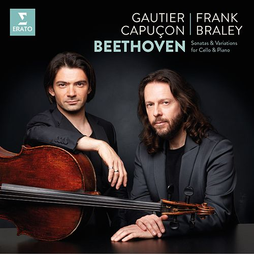 Beethoven: Complete Works for Cello & Piano de Gautier Capuçon