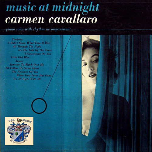 Music at Midnight von Carmen Cavallaro