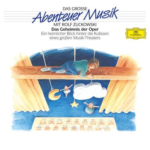 Das Geheimnis der Oper - Das große Abenteuer Musik - Folge 3 von Rolf Zuckowski