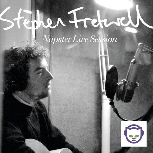 Napster Live Session 4th February 2005 von Stephen Fretwell
