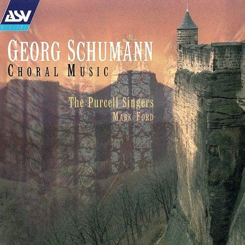 Georg Schumann: Choral Music von Mark Ford
