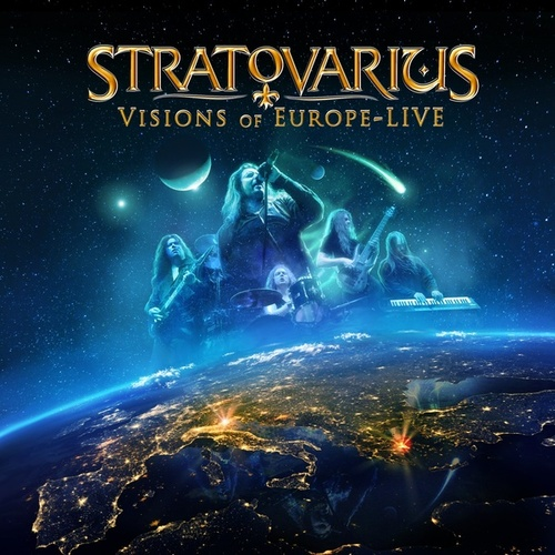 Visions of Europe (Reissue 2016) de Stratovarius