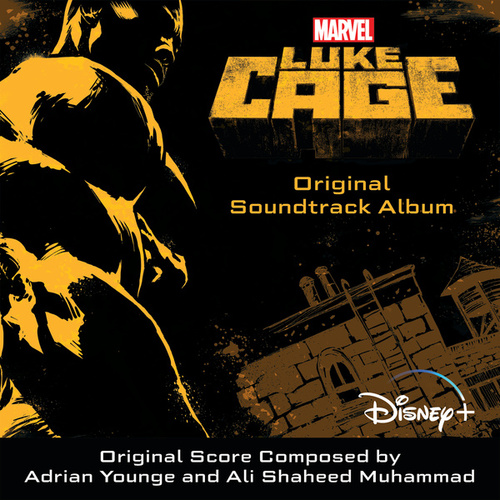 Luke Cage (Original Soundtrack Album) by Various Artists