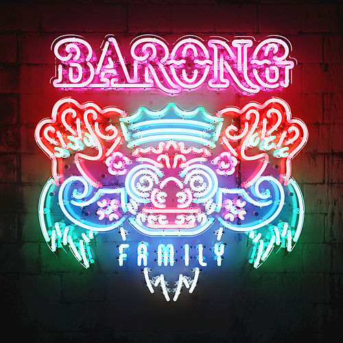 Yellow Claw Presents: The Barong Family Album fra Various Artists