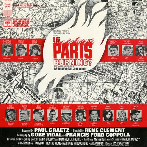 Is Paris Burning? von Maurice Jarre