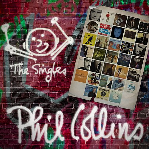 The Singles (Expanded) von Phil Collins