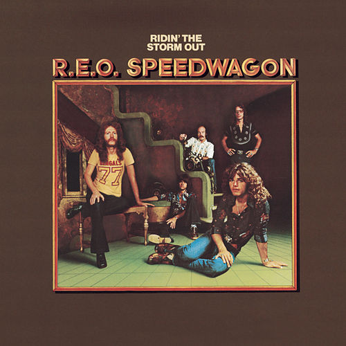 Ridin' The Storm Out by REO Speedwagon