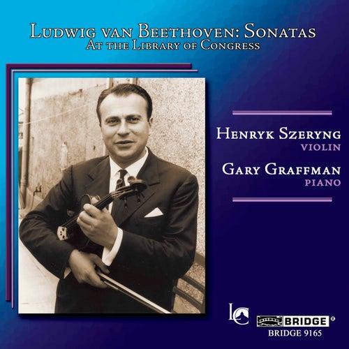 Beethoven: Violin Sonatas Nos. 1, 3 & 9 (Live) de Gary Graffman