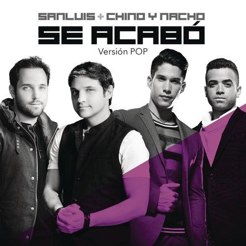 Se Acabó (Versión Pop) by SanLuis