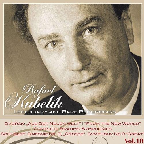 Rafael Kubelik-Legendary and Rare Recordings, Vol.10 de Rafael Kubelik