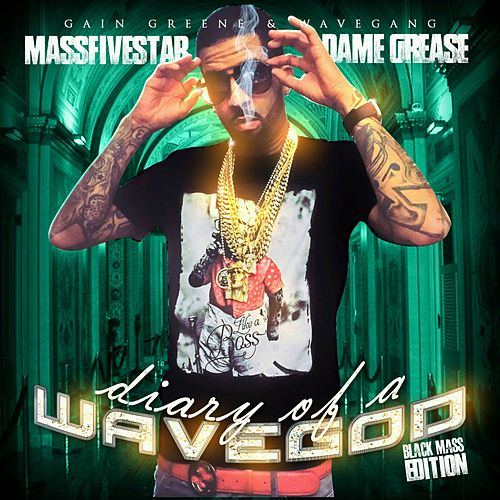 Diary of a Wave God: Black Mass Edition by Various Artists
