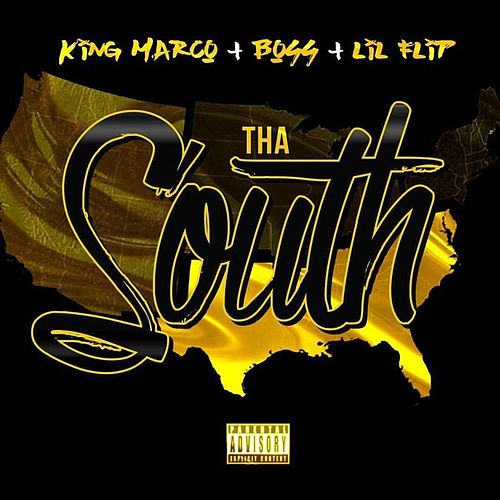 Tha South (feat. Boss & Lil Flip) by King Marco