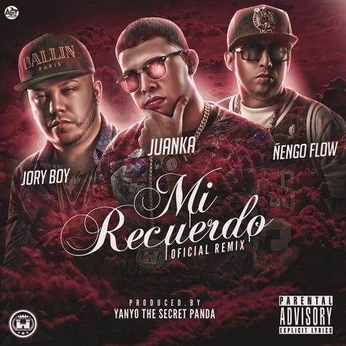 Mi Recuerdo (Remix) de Juanka