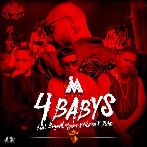 Cuatro Babys de Maluma