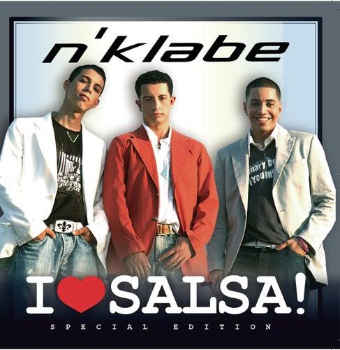 I Love Salsa (re-release) de N'Klabe