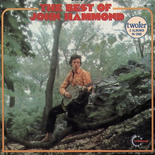 The Best Of de John Hammond, Jr.