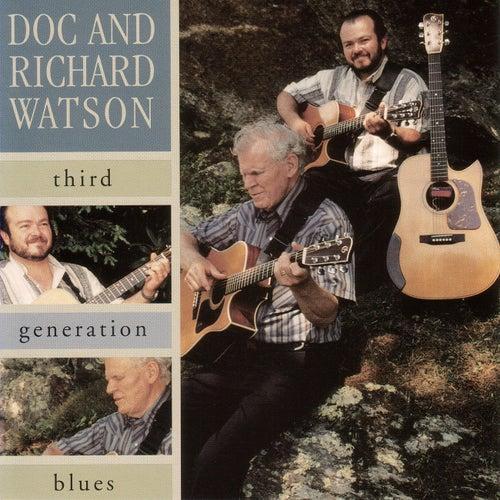 Third Generation Blues by Doc Watson