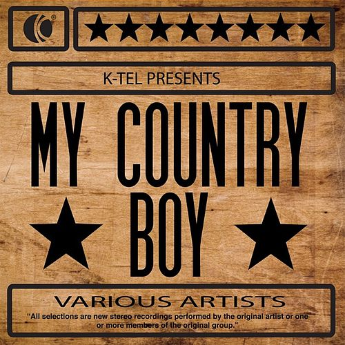 My Country Boy by Various Artists