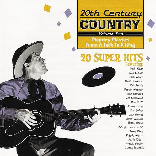 20th Century Country: From A Jack To A King - Vol. 2 de Various Artists