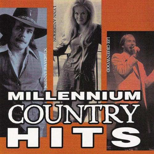 Millennium Country Hits de Various Artists