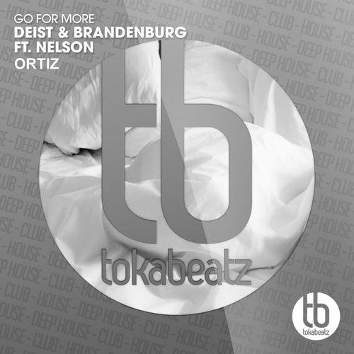 Go for More by Brandenburg Deist