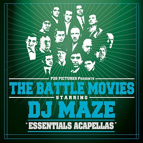 The Battle Movies 'Essentials Acapellas' de DJ Maze