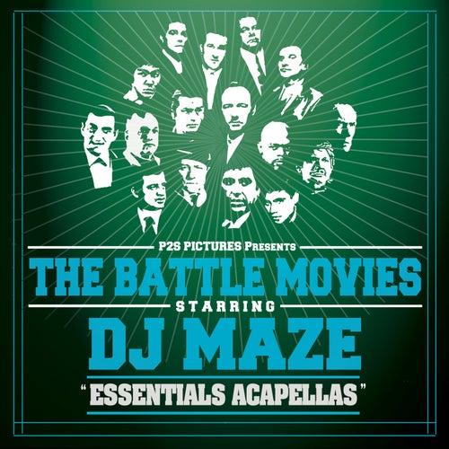 The Battle Movies 'Essentials Acapellas' de DJ Maze