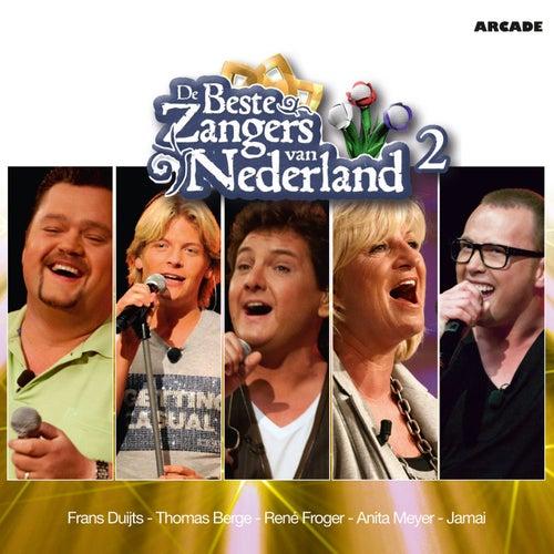 De Beste Zangers van Nederland - Deel 2 by Various Artists