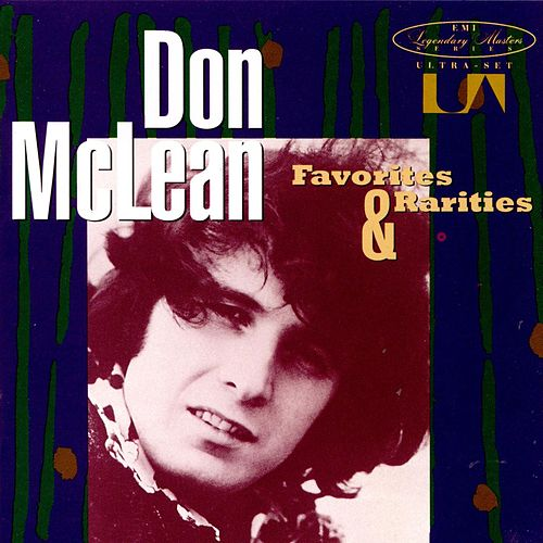 Favorites & Rarities (World) de Don McLean