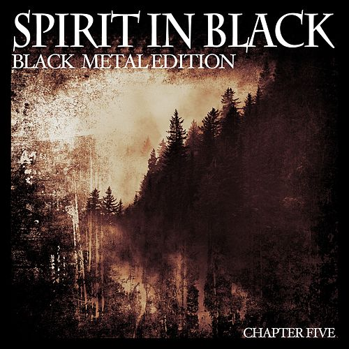 Spirit in Black, Chapter Five (Black Metal Edition) by Various Artists