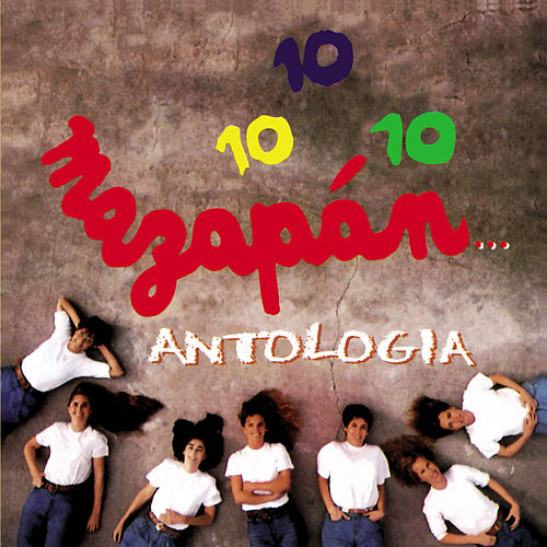 Antologia Vol 2 de Mazapán