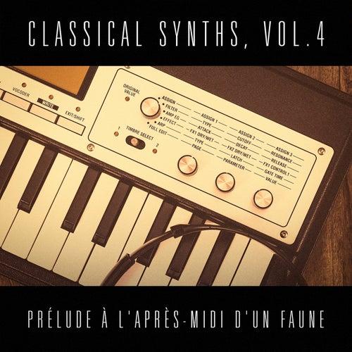 """Vasilis Ginos: """"Classical Synths, Vol. 4 : Prélude à l'après-midi d'un faune (Claude Debussy)"""""""