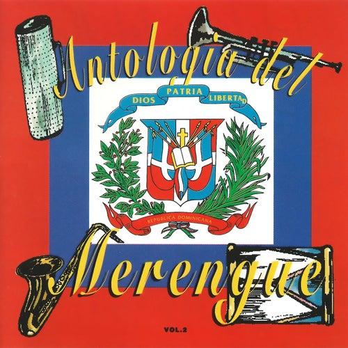 Antología del Merengue, Vol. 2 de Various Artists