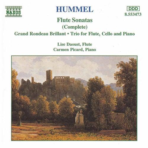 Flute Sonatas (Complete) von Johann Nepomuk Hummel