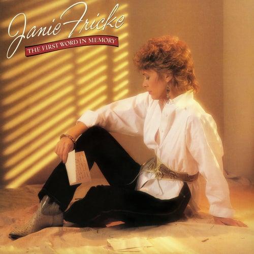 First Word In Memory de Janie Fricke