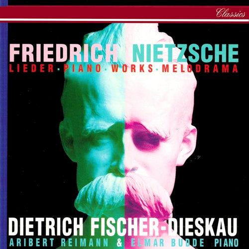 Nietzsche: Lieder, Piano Works & Melodramas von Dietrich Fischer-Dieskau