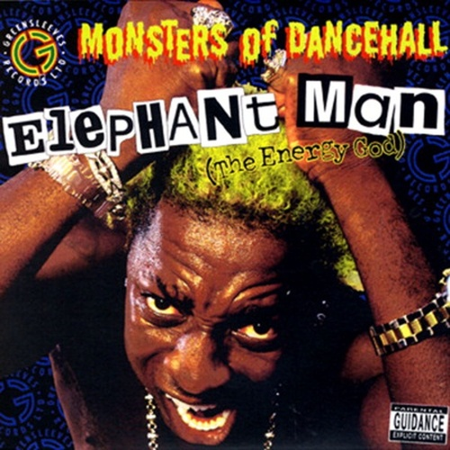 Monsters Of Dancehall - The Energy God von Elephant Man