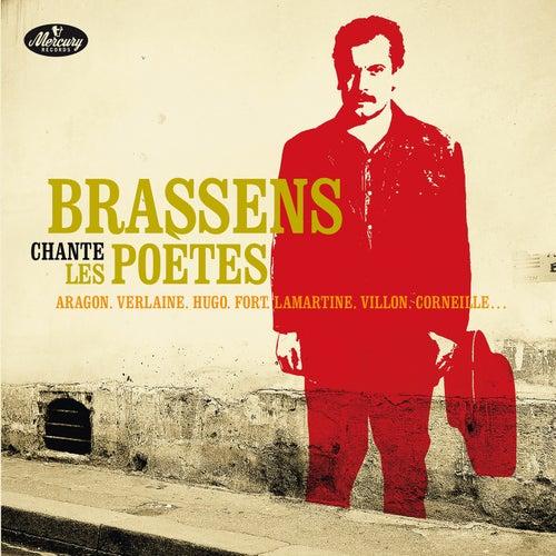 Brassens chante les poètes de Georges Brassens