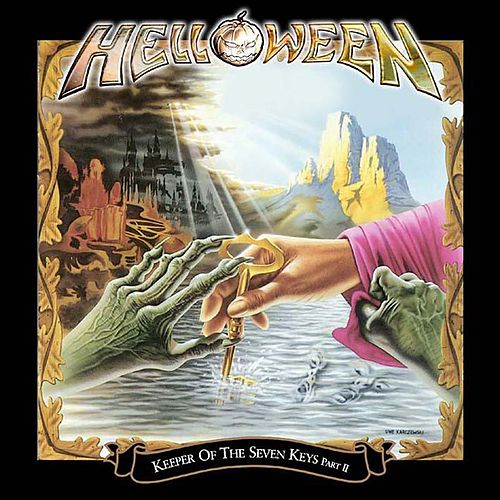 Keeper of the Seven Keys, Pt. II (Expanded Edition) by Helloween