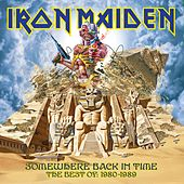 Somewhere Back In Time - The Best of 1980-1989 by Iron Maiden