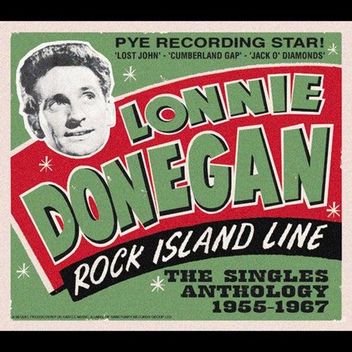 Rock Island Line: The Singles Anthology de Lonnie Donegan