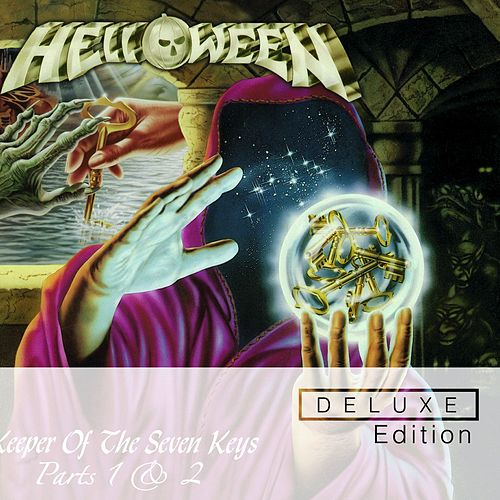Keeper of the Seven Keys, Pts. I & II (Deluxe Edition) by Helloween