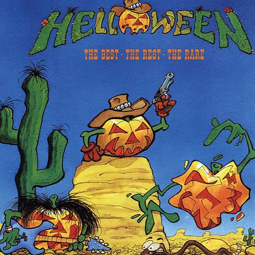 The Best, The Rest, The Rare (The Collection 1984-1988) von Helloween
